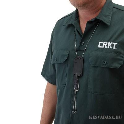 CRKT Civet Drop Point kés