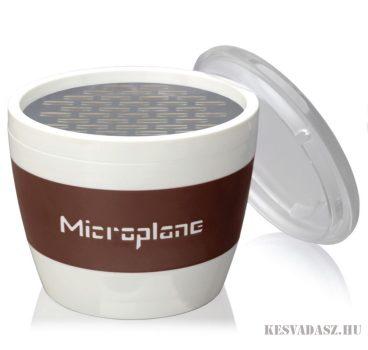 """MICROPLANE """"Cup"""" Csokoládé Reszelő"""