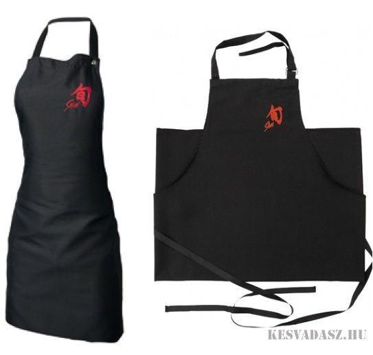 KAI Shun szakácskötény