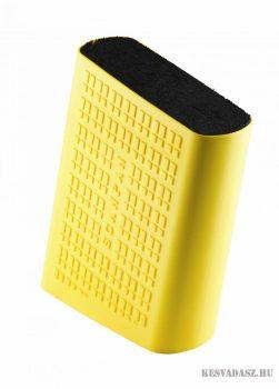 SCANPAN Spectrum késtartó blokk – sárga