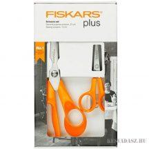 FISKARS Classic általános olló és varróolló készlet (859893)