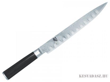 KAI Shun damaszk pengés szeletelő szakácskés - 23cm