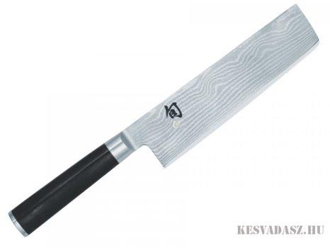 KAI Shun damaszk pengés Nakiri szeletelő kés -16,5cm