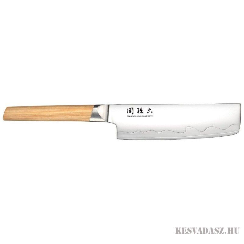 KAI Seki Magoroku Composite Nakiri szakácskés