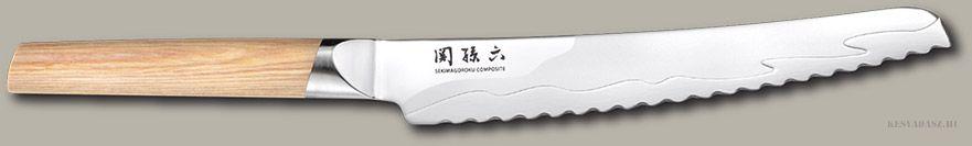 KAI Seki Magoroku Composite japán késkészlet