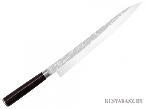 KAI Shun PRO SHO damaszkpengés Yanagiba japán konyhakés