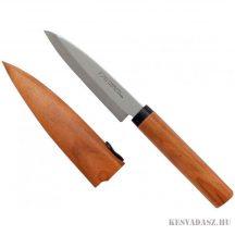 KAI zöldség hámozó és gyümölcs kés tokkal