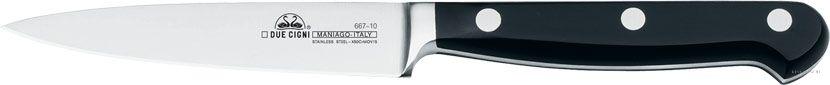 DUE CIGNI Florence konyhakés szett fa blokkal, 5 késsel