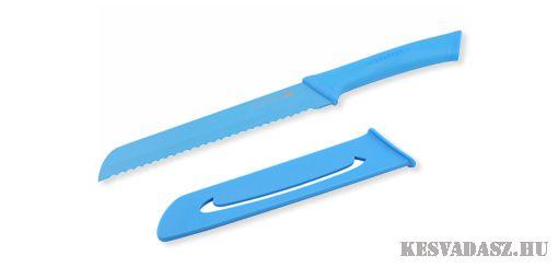SCANPAN Spectrum kenyérvágó kés - kék