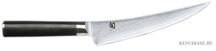 KAI Shun damaszk pengés Gokuju filézőkés - 15cm