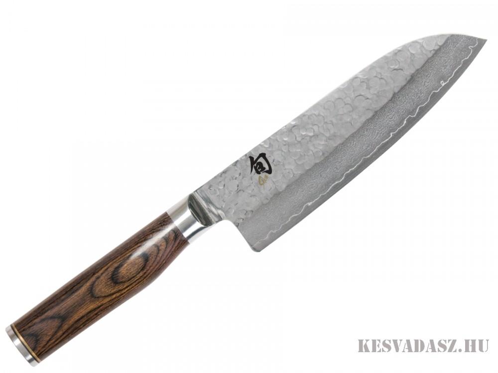 KAI Shun Premier TIM MÄLZER Santoku kés - 18cm