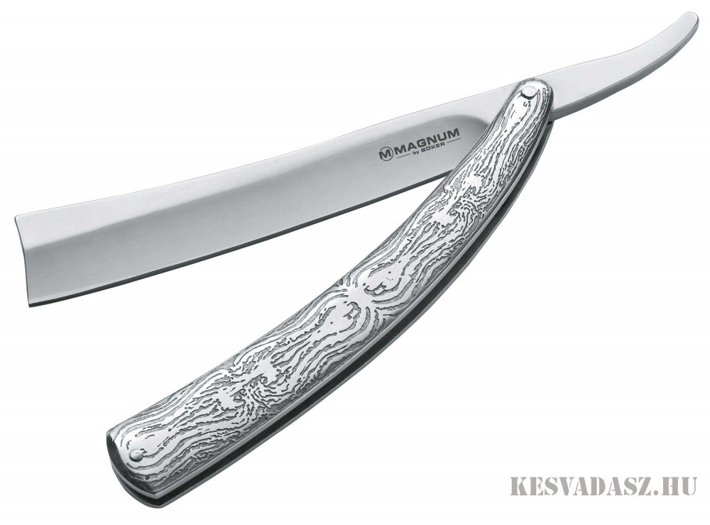Böker Magnum Fleet Street Razor kés