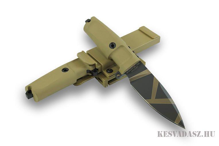 EXTREMA RATIO Shrapnel fix pengés sivatagi taktikai kés