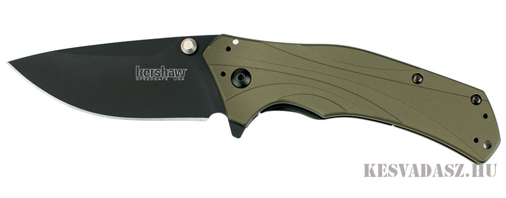kershaw Knockout zsebkés