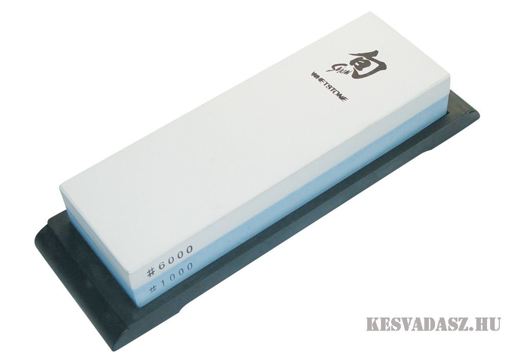 KAI Whetstone 1000 / 6000 késélező fenőkő