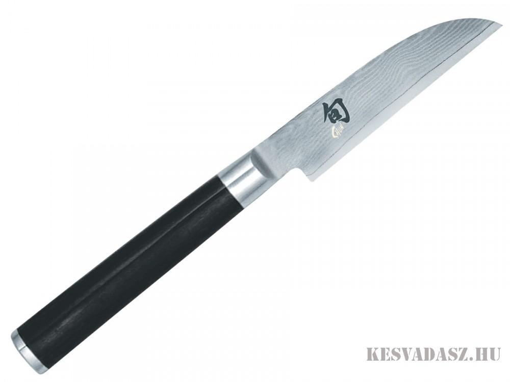 KAI Shun damaszk pengés zöldségvágókés - 9cm