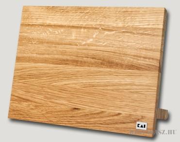 KAI mágneses késtartó - tölgy (kések nélkül)