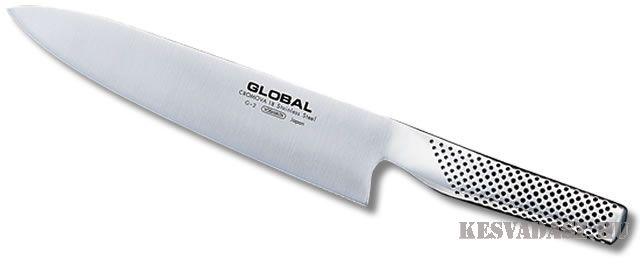 GLOBAL Cook szakácskés 20 cm
