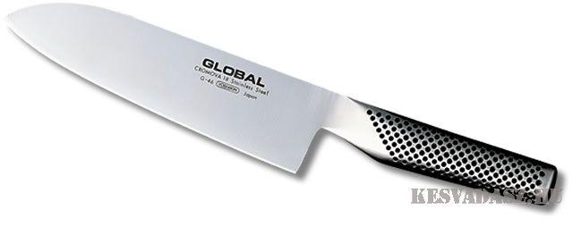 GLOBAL Santoku kés 18 cm