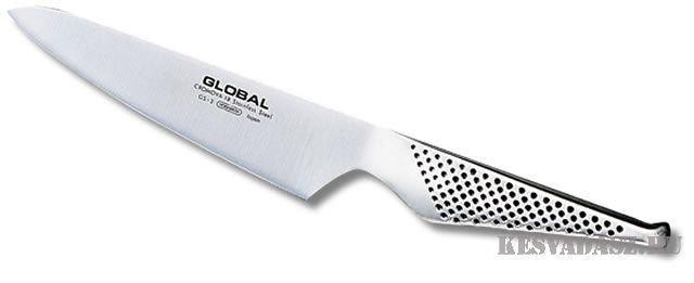 GLOBAL szakácskés 13 cm