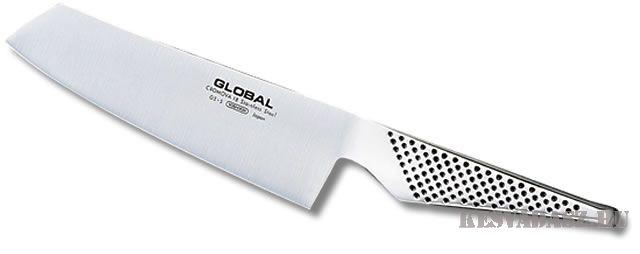 GLOBAL zöldségvágó szakácskés 14 cm