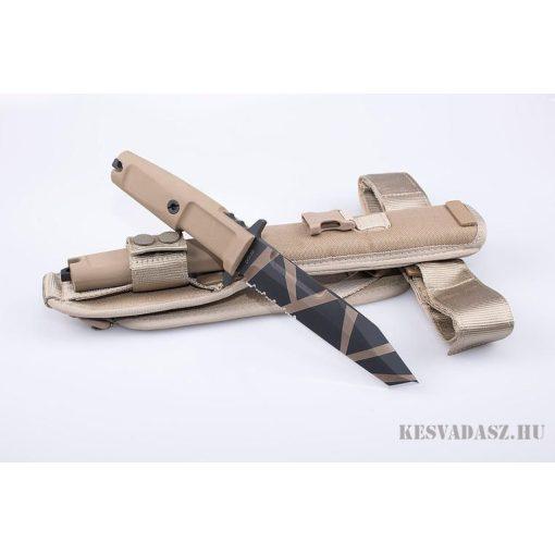 EXTREMA RATIO Fulcrum S sivatagi taktikai kés