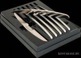EXTREMA RATIO Silver Talon Box steak késkészlet