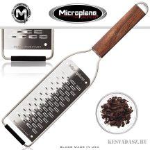 Microplane Master szalag reszelő diófa nyéllel