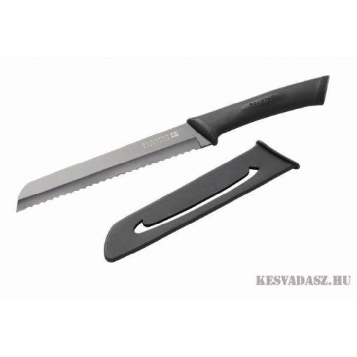 SCANPAN Spectrum kenyérvágó kés - szürke