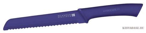 SCANPAN Spectrum kenyérvágó kés - lila