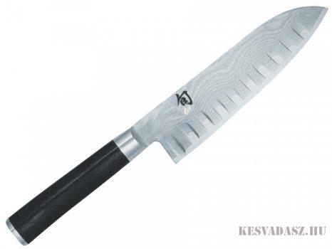 KAI Shun damaszk pengés Santoku szakácskés - 18cm
