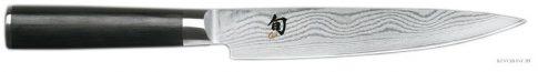 KAI Shun damaszk pengés szeletelő szakácskés - 18cm