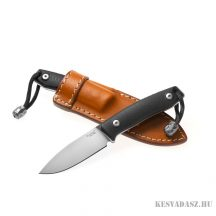 LionSteel M1 G10 Black bushcraft kés