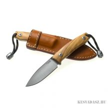 LionSteel M1 Olive wood outdoor kés