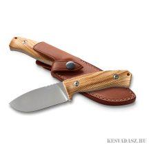 LionSteel M3 Olive wood vadászkés